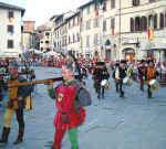 Anghiari The Palio of the Victory